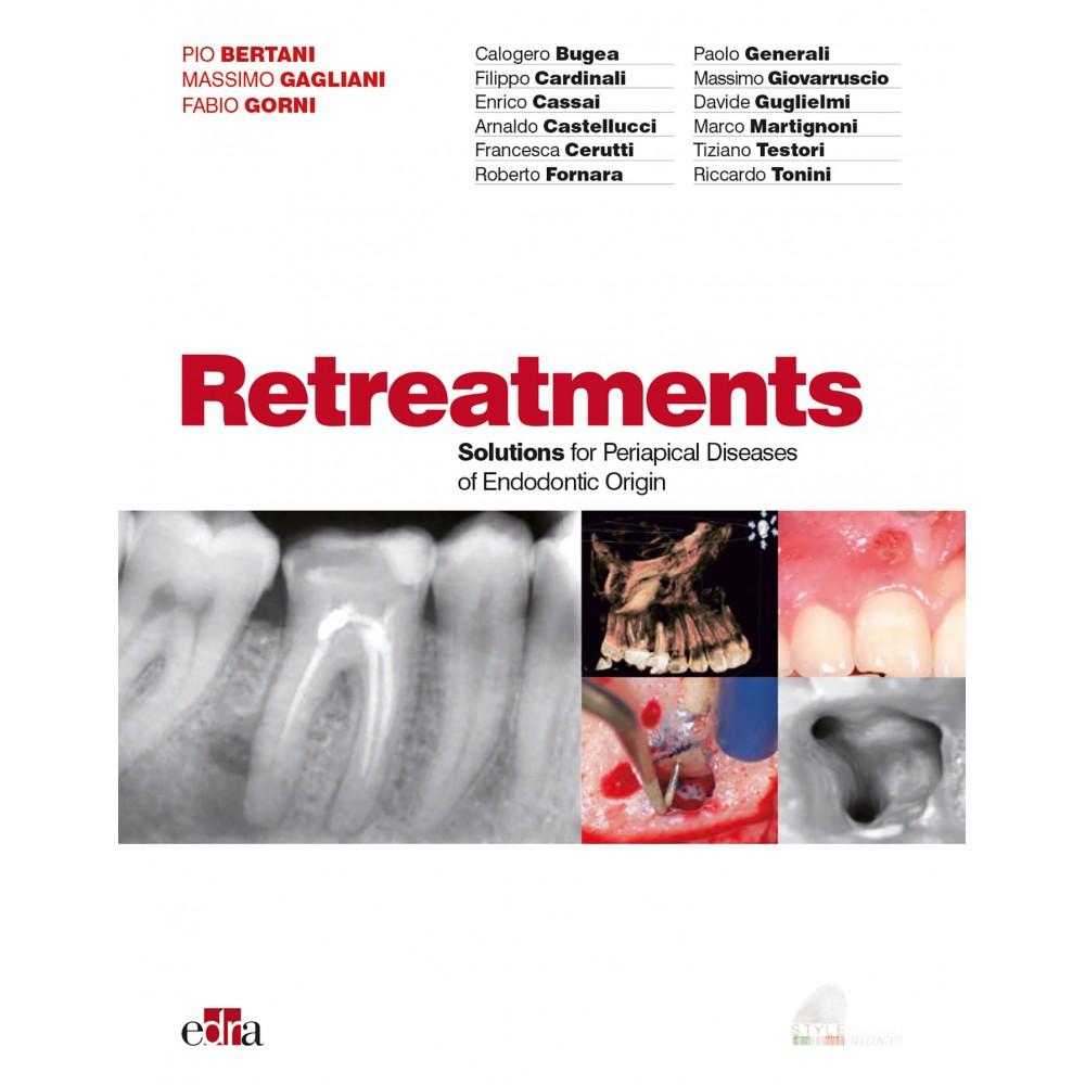 Retreatments, the Style Italiano Endodontics book